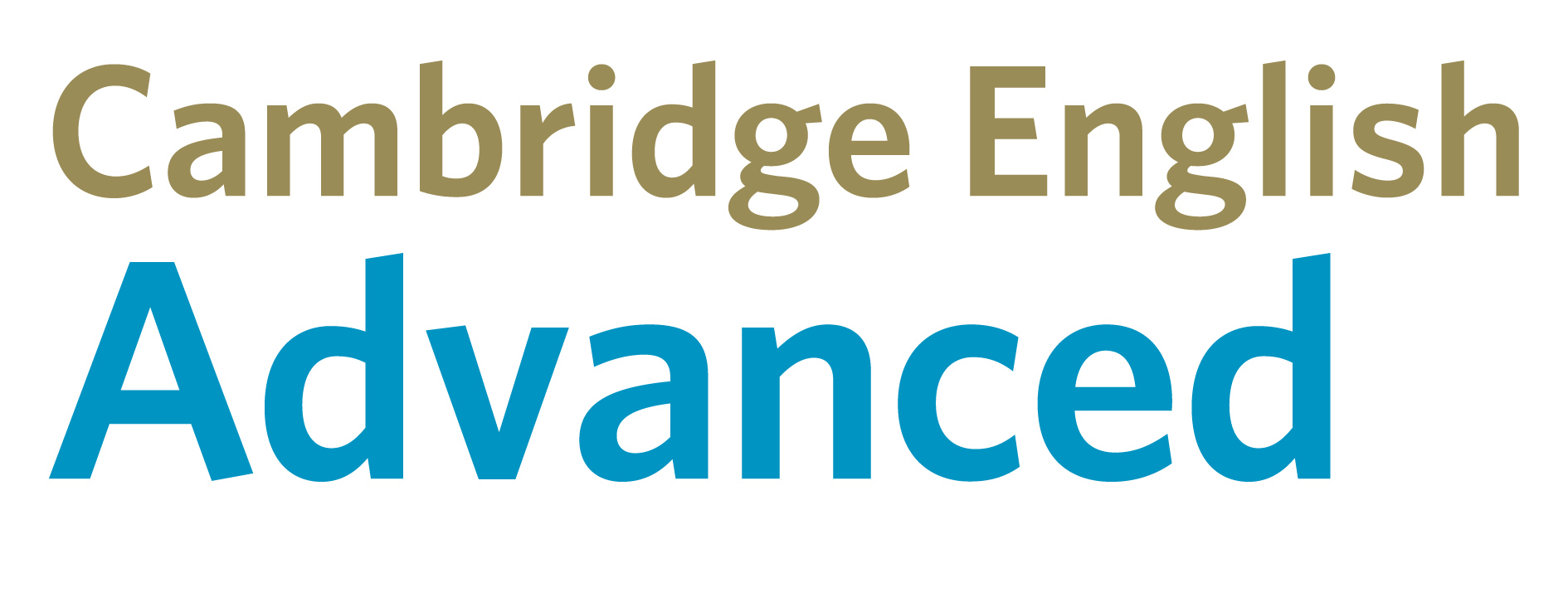 Cambridge English Advanced logo